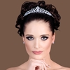Silver Plated Tiaras and Headbands