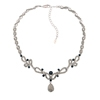 L'Amour Necklace - Black