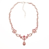 L'Amour Necklace - Pink