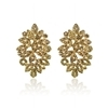 Mariella Earrings - Brown