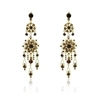 Isabella Earrings - Brown