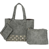 Joy Handbag - Grey