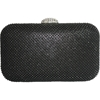 Cleo Evening Bag - Black