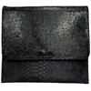 Serene Evening Bag - Black