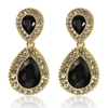 Arabella Earrings - Black
