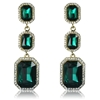 Annabelle Earrings - Emerald