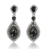 Chaya Earrings - Black