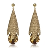 Cherie Earrings - Brown
