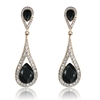 Diandra Earrings - Black